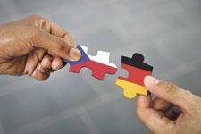 Zu Gast im Herzen Europas