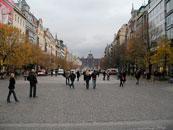 Stadt will Wenzelsplatz-Buden räumen