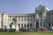 Zu Gast in der Hofburg