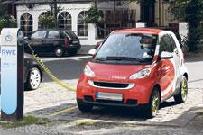 Elektroautos kommen nur schwer in Fahrt