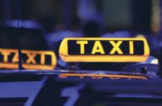 Taxi auf Knopfdruck