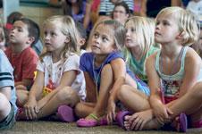 Kindergruppen statt Kindergarten