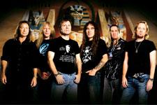 Iron Maiden kommen nach Prag