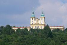 Der heilige Berg bei Olomouc