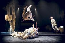 Akrobatisches Jubiläum