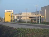 Amazon-Lieferung über Polen