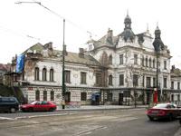 Bahnhof Vyšehrad vor der Renovierung
