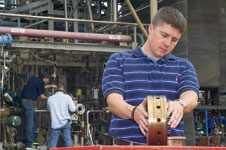 Maschinenbau profitiert von Auslandsnachfrage
