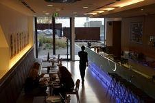 Umsätze in der Gastronomie steigen