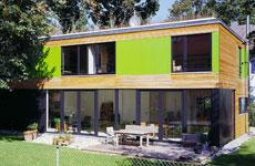 Der Traum vom Holzhaus