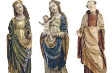 Zeugen des Mittelalters