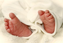 Schwere Geburt