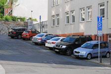 Problemzone Parkplatz