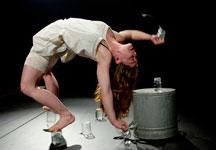 Akrobatik von Weltformat