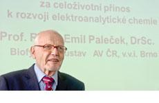 Tschechiens Nobelpreis