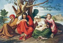 Christliche Kunst mit Farbkraft