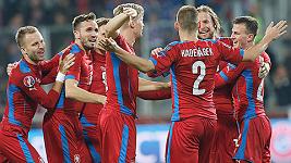 Tschechien besiegt Island