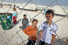 Angst vor Asylbewerbern