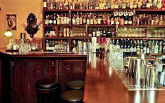 Leckere Cocktails und coole Barkeeper