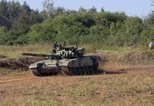 Tschechische Panzer für den Irak