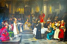 Jan Hus – für immer ein Ketzer?