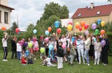 Hilfe für tschechische Kinder in Not