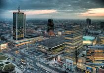 Boomstädte Prag und Warschau