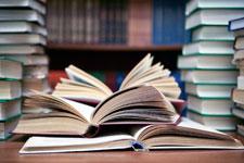 Grünes Licht für Bücher