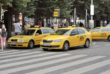 Taxiprüfung wird schwerer