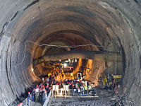 Neuer Termin für Tunnel-Eröffnung