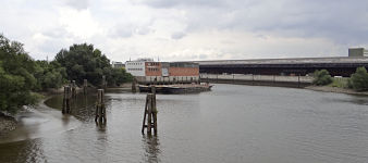 Verhandlung über Hamburger Hafen