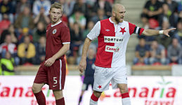 Slavia Prag siegt im Derby