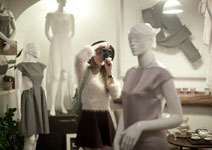 Modebewusst und weltgewandt