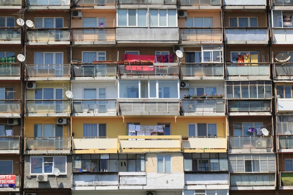 Wo die Armut zuhause ist