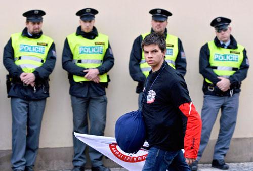 Tadelloses Zeugnis für die Polizei