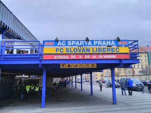 Sparta Prag steht im Pokal-Halbfinale