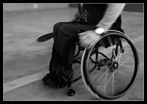Arbeitgeber sollen Menschen mit Handicap gleiche Bedingungen gewähren.