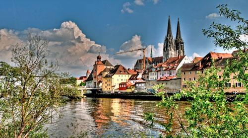 In Regensburg finden im September die tschechischen Kulturtage statt.