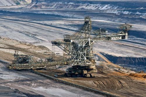 Weg von Kohle und Öl