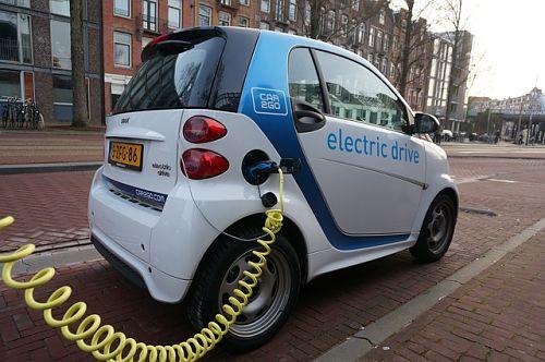 Zuschüsse für Elektroautos