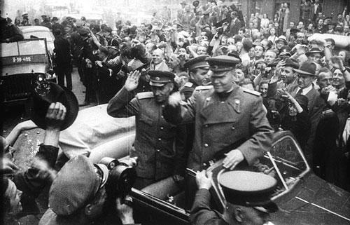 Ein umstrittener Held der Sowjetunion