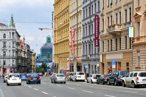 Ein Sympathisant des tschechischen Volkes