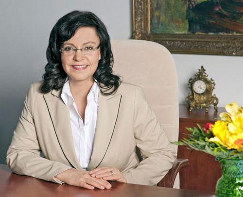 Michaela Marksová ist eine von drei Ministerinnen.