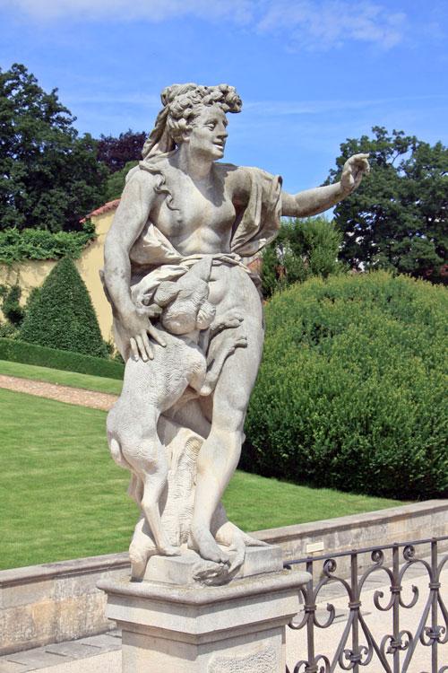 Diana, römische Göttin der Jagd