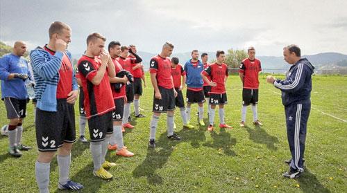 FC Roma nicht willkommen