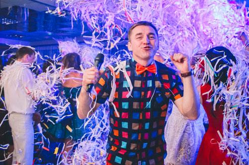 Sergej Morosow will, dass seine Gäste eine gute Zeit haben.
