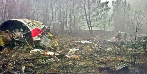 Anschlag oder Unglück? In Smolensk starben 83 Menschen.
