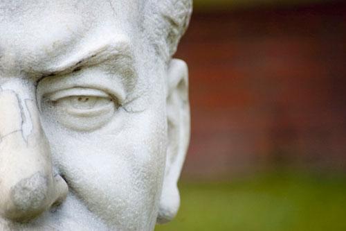"""Ein Fall von Geschichtsverklärung? Stalin im Skulpturenpark """"Museon"""""""