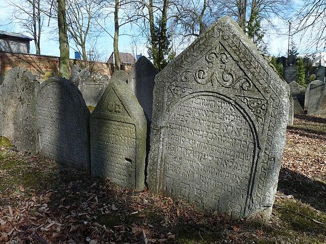 Jüdischer Friedhof in Horažďovice © CC BY-SA 3.0, Jitka Erbenová