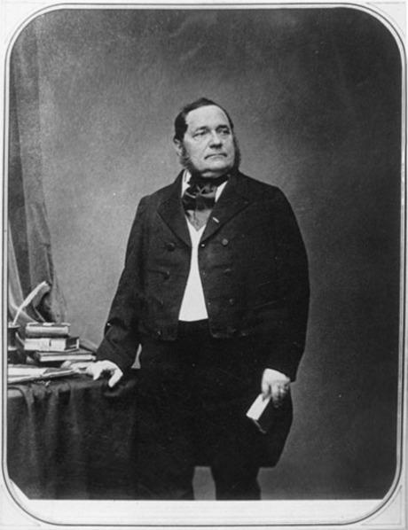 Adalbert Stifter gilt als Meister der biedermeierlichen Naturdarstellungen.